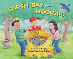 Earth Day--Hooray! book image