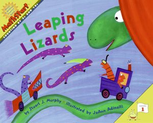 Leaping Lizards book image