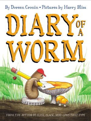 Diary of a Worm book image
