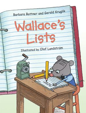 Wallace's Lists book image