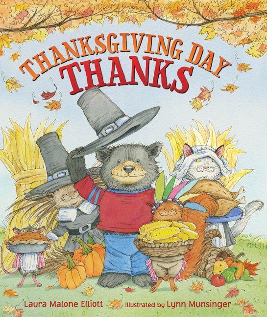 Thanksgiving Cookbook Cover : Thanksgiving day thanks laura malone elliott hardcover