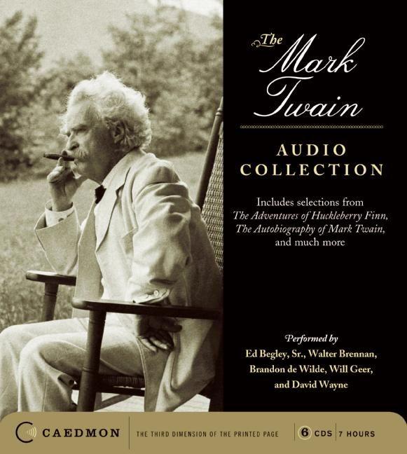 Mark Twain Audio Cd Collection Mark Twain Cd Audio