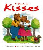 A Book of Kisses Board Book