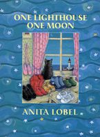 One Lighthouse, One Moon Paperback  by Anita Lobel