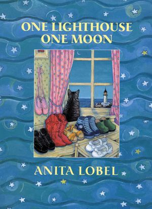 One Lighthouse, One Moon book image