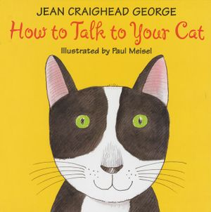 How to Talk to Your Cat book image