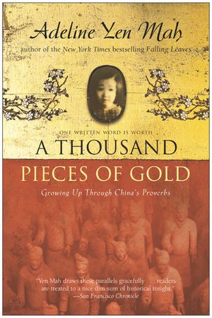 A Thousand Pieces of Gold book image