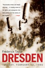Dresden Paperback  by Frederick Taylor