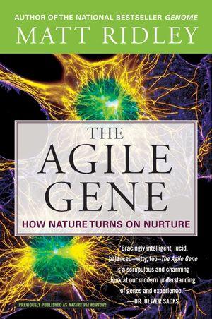 The Agile Gene book image