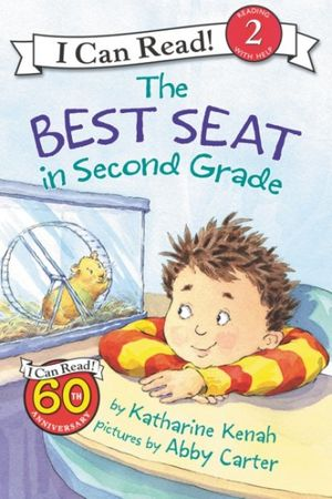 The Best Seat in Second Grade book image