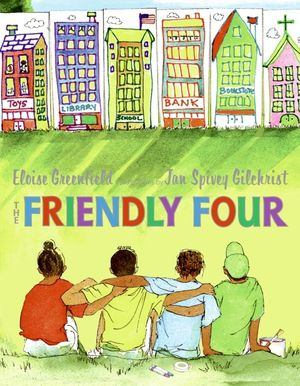 The Friendly Four book image