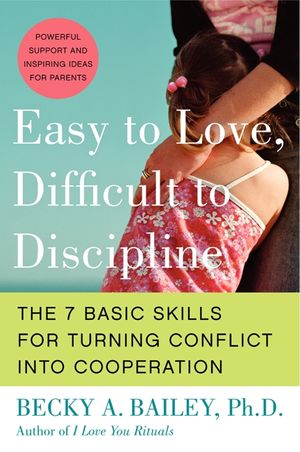 Easy to Love, Difficult to Discipline book image