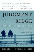 Judgment Ridge Paperback  by Dick Lehr