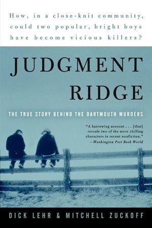 Judgment Ridge book image