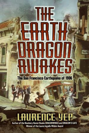 The Earth Dragon Awakes book image