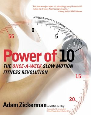Power of 10 book image