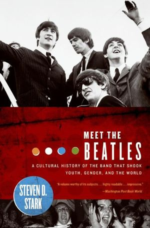 Meet the Beatles book image