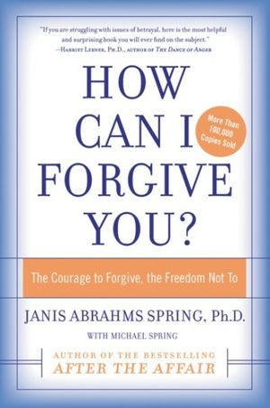 How Can I Forgive You? book image