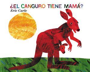 ¿El canguro tiene mamá? book image