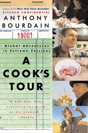 A Cook's Tour book image