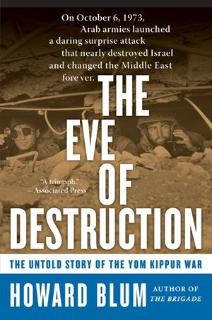 The Eve of Destruction book image