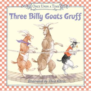 Three Billy Goats Gruff book image