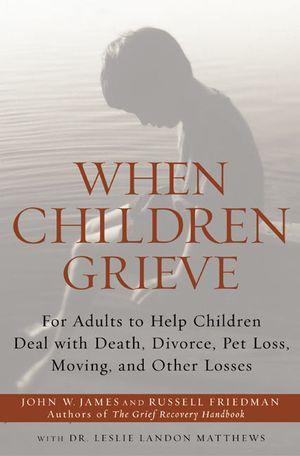 When Children Grieve book image