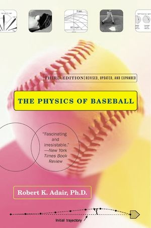 The Physics of Baseball book image