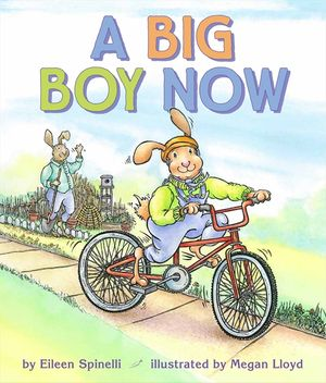 A Big Boy Now book image