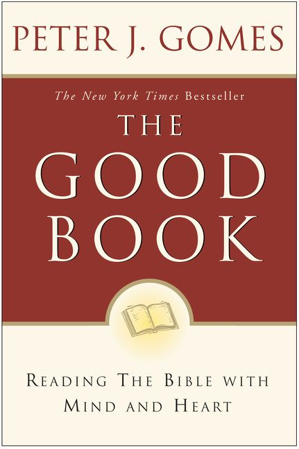 Good Book Cover Pictures : The good book peter j gomes paperback