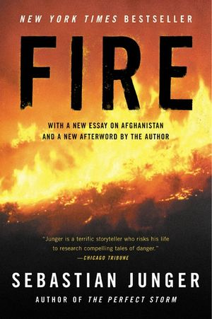 Fire book image