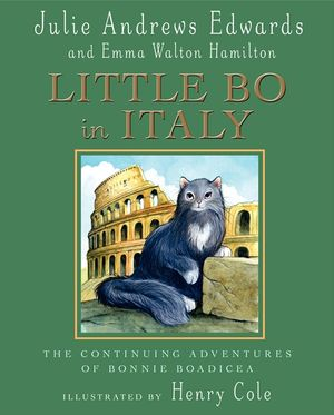 Little Bo in Italy book image