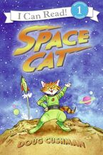 Space Cat Paperback  by Doug Cushman