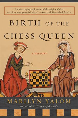 Birth of the Chess Queen book image