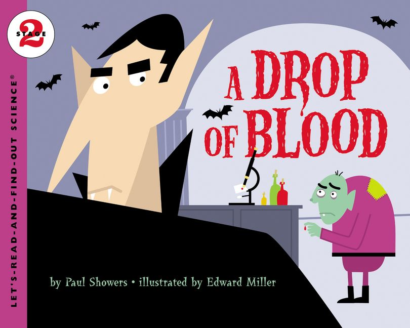 a drop of blood paul showers paperback