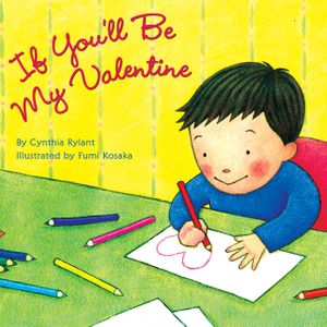 If You'll Be My Valentine book image