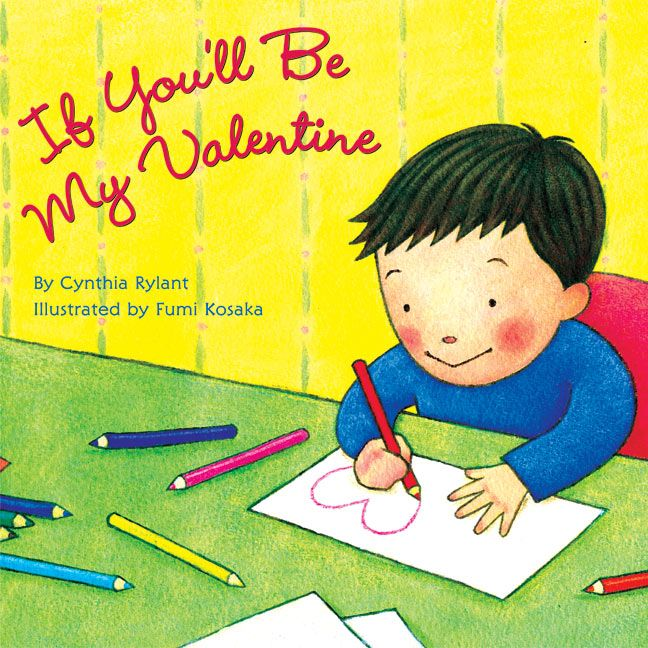 If Youll Be My Valentine Cynthia Rylant Paperback