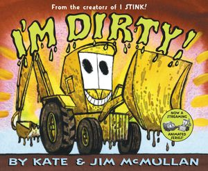 I'm Dirty! book image