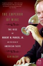 The Emperor of Wine Paperback  by Elin McCoy