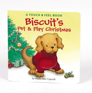 Biscuit's Pet & Play Christmas book image