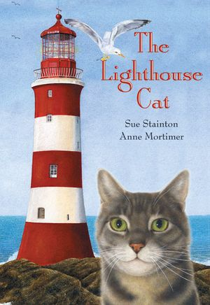 The Lighthouse Cat book image