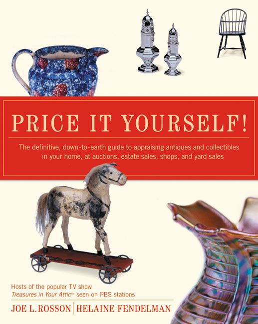 Price it yourself joe l rosson paperback price it yourself read a sample enlarge book cover solutioingenieria Gallery