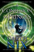 A Confusion of Princes Paperback  by Garth Nix