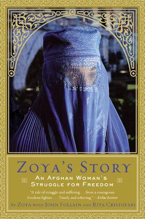 Zoya's Story book image