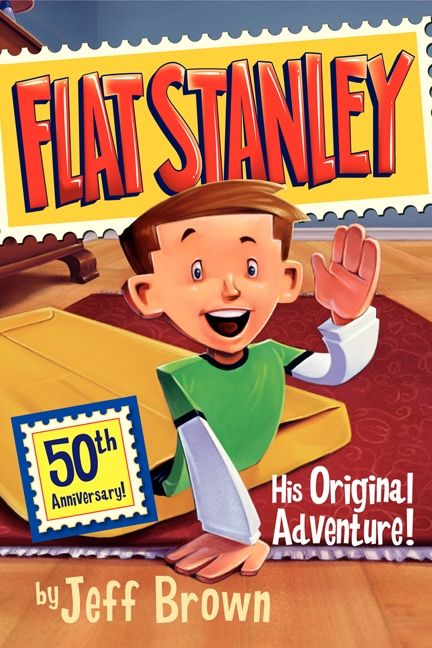 flat stanley story harper collins
