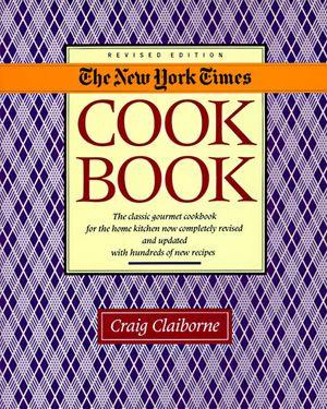 New York Times Cookbook book image