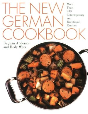 The New German Cookbook book image