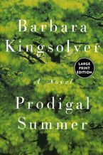 Prodigal Summer Paperback LTE by Barbara Kingsolver