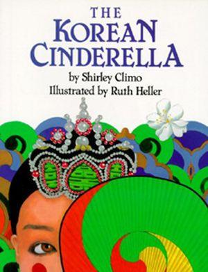The Korean Cinderella book image