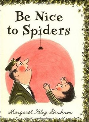 Be Nice to Spiders book image